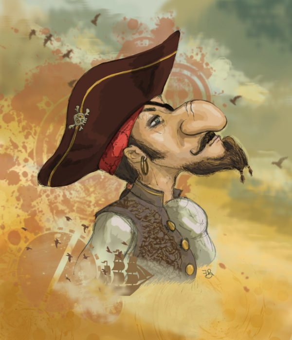 Capitaine Tom Mousse